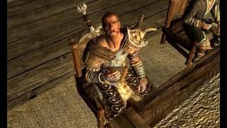 Играем в Skyrim Обзор модов 1 Become High King of Skyrim