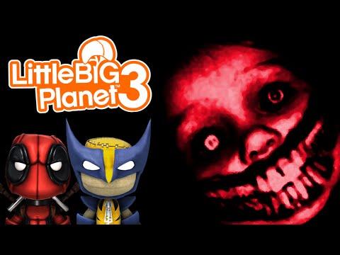 1103 & LittleBigPlanet 3 Walkthrough - ERROR IN FILE! | Little Big Planet 3 ...