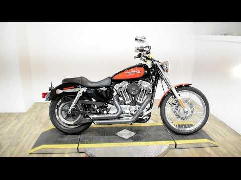 2008 Harley-Davidson Sportster® 1200 Custom in Wauconda, Illinois - Video 1