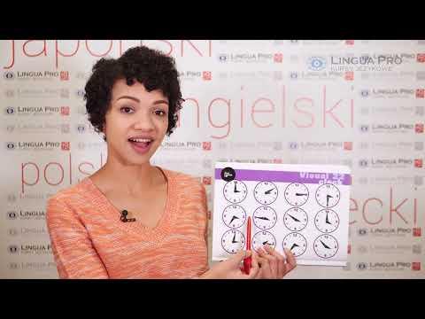 Kadr z filmu na youtube - Godziny