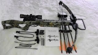 Crossbow Review Chace Sun 175lb Compound