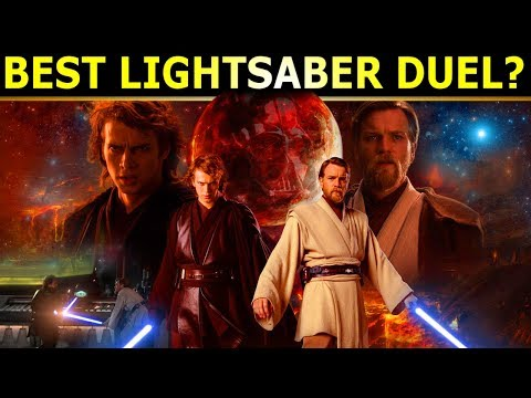 What is the Best Lightsaber Duel - Star Wars Podcast