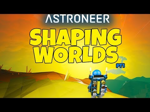 ASTRONEER LIVE - Start Of Something Big