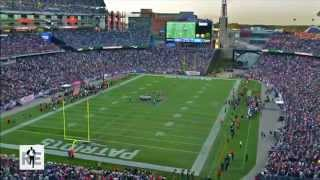 The History of Gillette Stadium 10/16/14