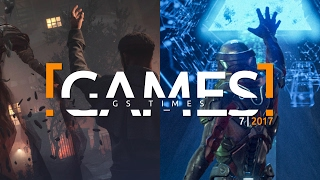 GS Times [GAMES] 7 (2017). Mass Effect: Andromeda, Vampyr: Darkness Within, Silent Hills