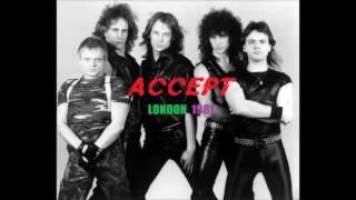 Accept - 01 - Starlight (London - 1981)
