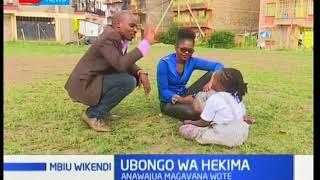 Watu watatu wameaga dunia katika ajali iliyotokea kwenye barabara kuu Karatina   Nyeri.