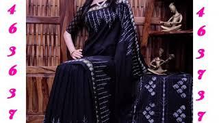 Elite Ikkat Cotton Sarees Collection | Samprada Sarees