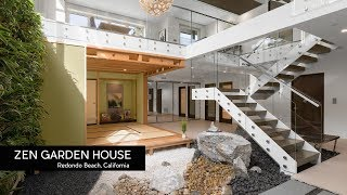 Japanese Architecture Design #137 | Zen Garden House | Redondo Beach, California
