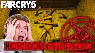 Horror in Far Cry 5