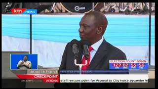 Deputy President William Ruto calls for unity and peace ahead of August elections