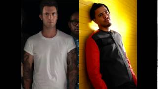 Maroon 5 Ft. J. Cole Animals (Remix) LYRICS