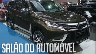 Salão do Automóvel SP 2018 - Mitsubishi