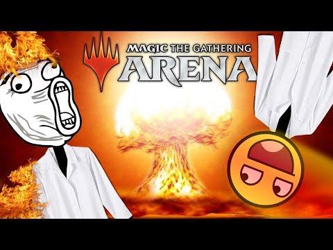 The MTG Arena Time Glitch - смотреть онлайн на Hah Life