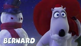 Merry Christmas from Bernard Bear | Compilation | Cartoons for Children