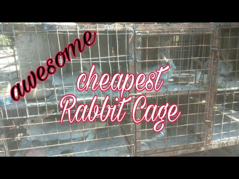 Download Building Rabbit Cage using Old Used Metals and Iron / man made affordable Mp4 HD Video and MP3