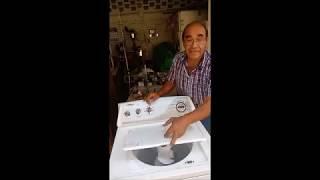 CONVERSION LAVADORA AUTOMATICA A MANUAL