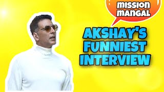 Akshay's FUNNIEST FULL INTERVIEW | Vidya | Taapsee | Nithya | Sonakshi