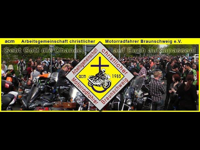 Video des ACM zur Motorradgedenkfahrt 2021