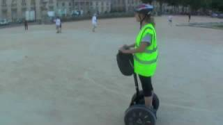 preview picture of video 'Paris via Segway'