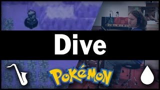 "Pokémon RSE: Dive - Jazz Cover || from ""Precipitation"" by insaneintherainmusic"