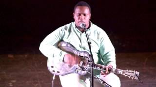 Pony Blues, by Charlie Patton performed by Jontavious Willis