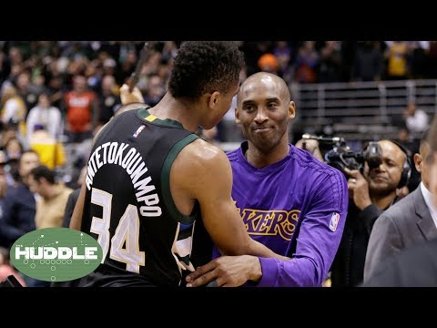Giannis TEAMS UP With Kobe Bryant! 2018 NBA Playoffs Weekend Highlights | Kountdown W/ Krystle