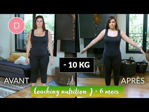 Perdre du poids avec lapplication damis