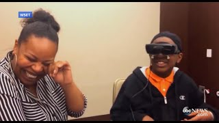 Download Youtube: Blind Boy Sees Mom for First Time
