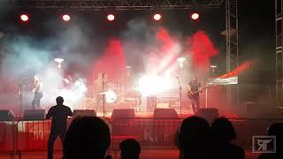 RIFF TONIC - Hollow (live extract) @Fête de la Musique RTL2
