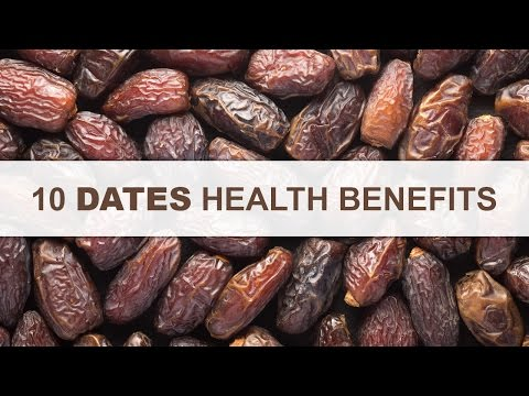 Video Are Dates Healthy? Dates Fruit Health Benefits | Natural Cures