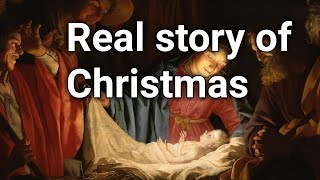 Christmas story for kids in hindi || Nativity of jesus in hindi