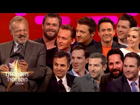 Graham Norton a Avengers