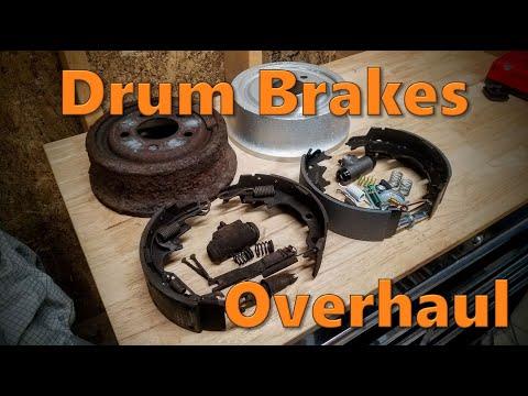 Rebuilding Drum Brakes | Jeep Cherokee XJ