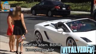 Lamborghini Ile Kız Tavlamak İzmir PORT