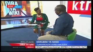 Dira ya Wiki: Darubini ya Siasa; Chris Msado-aelezea kujisajilisha kama mpiga kura