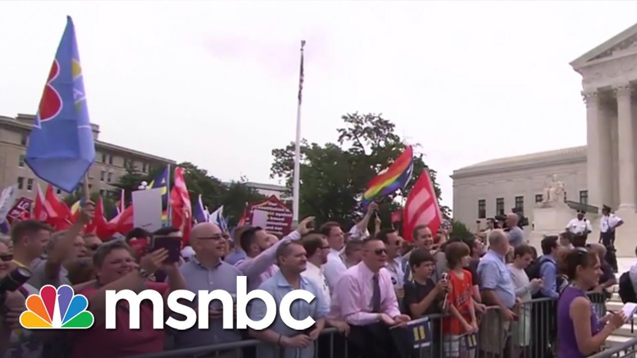 SCOTUS Rules In Favor Of Marriage Equality   msnbc thumbnail