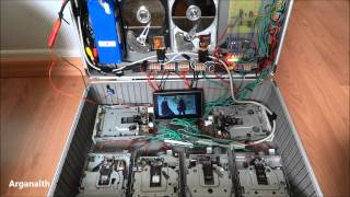 HDD and Floppy Music : The Sound of Silence