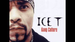 Ice- T - Gang Culture - Track 7 - That's how i'm Livin'