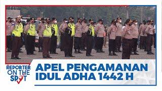 Apel Pengamanan Hari Raya Idul Adha 1442 H, Polda Metro Jaya Siapkan 2.048 personel