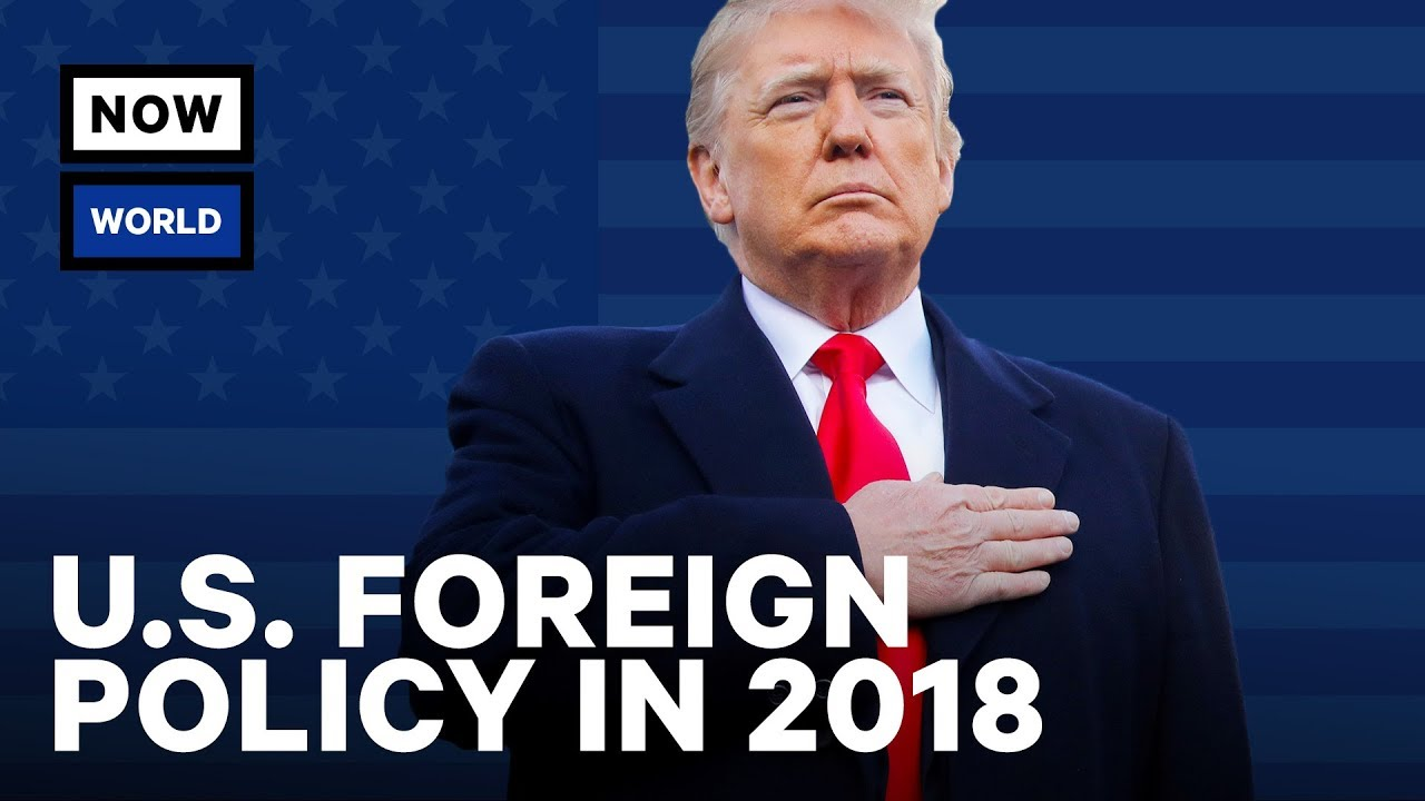 Trump's 2018 Foreign Policy: Year in Review | NowThis World thumbnail