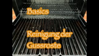 Reinigung & Pflege der Gussroste - Ingo BBQ Folge 9
