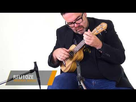 ORTEGA RFU10ZE Elektroakustické ukulele