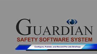 Vídeo de Guardian Safety Software