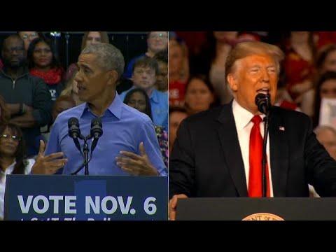 ΗΠΑ: Aντίστροφη μέτρηση για τις ενδιάμεσες εκλογές