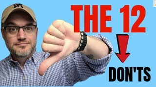 How to start a Food Truck Business the 12 DONT'S or your OUT of BUSINESS