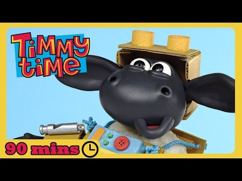 Timmy Time - Episodes 31-40 [90 mins]