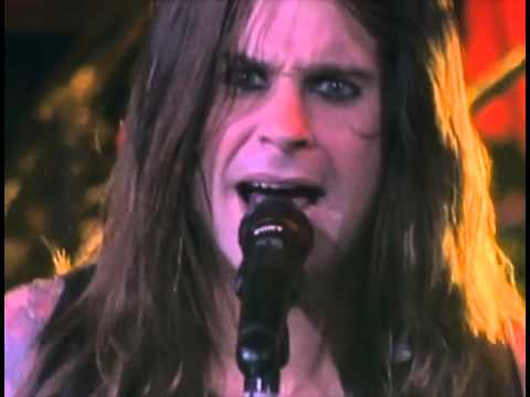 """OZZY OSBOURNE - """"I Don't Want To Change The World"""" 1992 (Live Video)"""