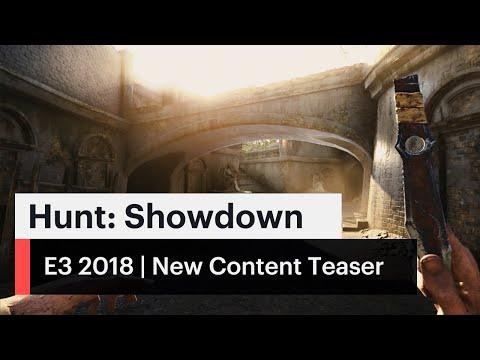 Hunt: Showdown | E3 2018 | New Content Teaser thumbnail