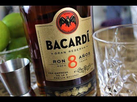 Bacardi Gran Reserva Aged 8 Years Review